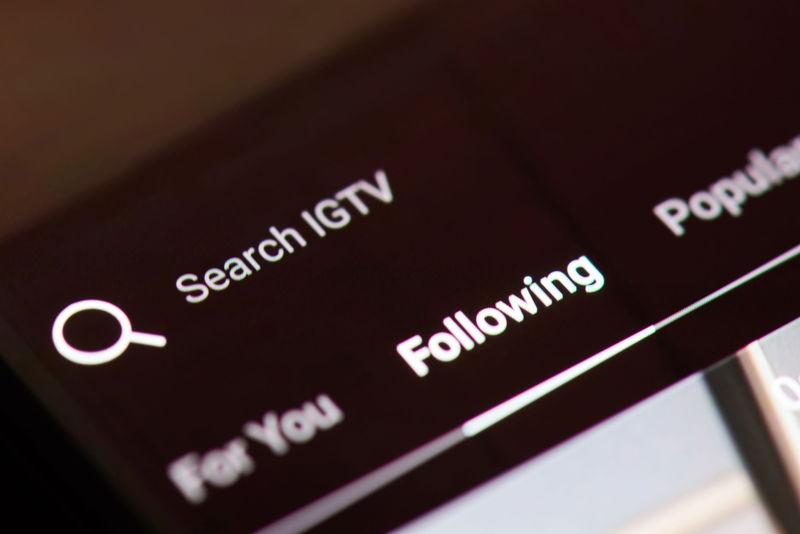 Instagram開啟新功能IGTV,影音行銷如何布局?